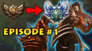 Download From the Depths of Bronze to Diamond Episode #1 | PLUS Update on Unranked to Bronze 5 Report Video