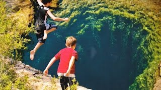 Download The Story of Jacob's Well Natural Area Video