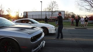 Download Real Street Racing GTR Vs Hellcat!!! Video