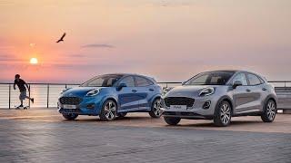 Download Ford Puma Titanium X Video