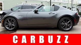Download 2017 Mazda MX-5 Miata RF UNBOXING Review - No One Saw This Beautiful Thing Coming Video