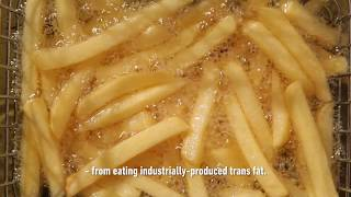 Download New WHO REPLACE initiative launched to eliminate industrially-produced trans fat Video