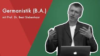 Download Online-Schnuppervorlesung | Germanistik (B.A.) Video