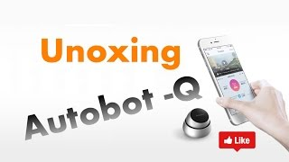 Download Unboxing Autobot Q magnetic car phone holder Video