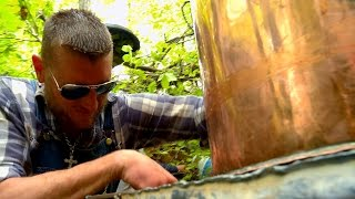 Download Small Batch in the Backwoods | Moonshiners Video