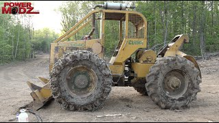 Download PowerModz Skidder! Check out the Clark 664C Skidder. Video