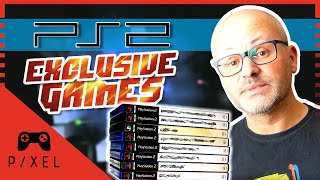 Download Another 6 PS2 EXCLUSIVE GAMES :: Part 2 | Ep. 149 Video