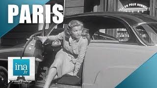 Download 1955 : Quand la préfecture conseillait de ne pas prendre sa voiture à Paris | Archive INA Video