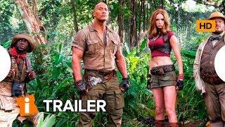 Download Jumanji - Bem-Vindo à Selva   Trailer 2 Dublado Video