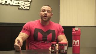 Download Battle of the Test Boosters | MTS Nutrition Insurgent VS MTS Nutrition Barracuda Video