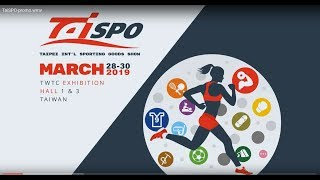 Download 2019TaiSPO Be The Guest of the Largest Sports Trade Show in Asia Video