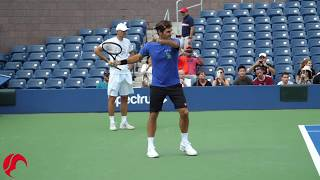 Download Roger Federer Forehand Slow Motion 2019 - Fluid Relaxation Video