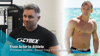 Download From Actor to Athlete - Daniel Craig's fitness trainer for SPECTRE - Simon Waterson Video