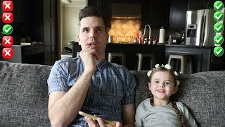 Download PERFECT PITCH TEST! (5-YEAR-OLD CLAIRE VS DAD) Video