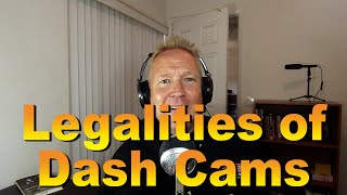 Download The Legalities of Dash Cams - Lehto's Law Ep. 50 Video