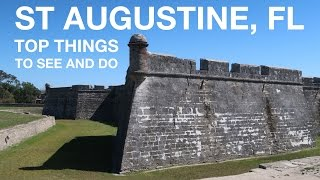 Download Top Things to See in St Augustine, FL Video