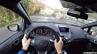 Download 2017 Ford Fiesta ST200 POV Drive on Winding Roads - Lovely Engine Sound Video