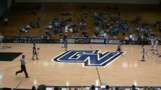 Download GVSU Men's Basketball vs. Trinity Christian Video