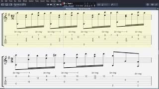 Download [Guitar Tablature] Marriage D'Amour - Paul de Senneville Video