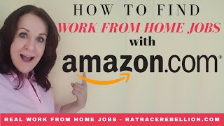Download How to Find a Work from Home Job with Amazon Video