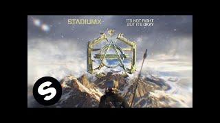 Download Stadiumx - It's Not Right But It's Okay Video