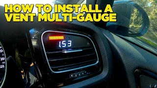 Download Digital MultiGauge Vent Install Video