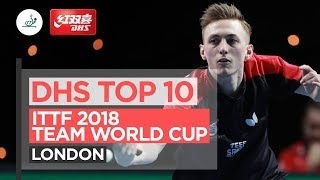 Download DHS ITTF Top 10 - 2018 Team World Cup Video