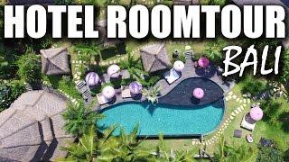 Download Bali Hotel Roomtour - Blue Karma Resort Ubud Video
