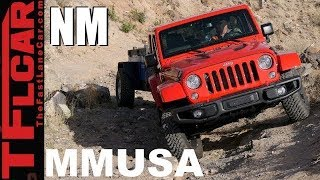 Download Motor Mountain Monday: Driving a Jeep Wrangler to the highest road in New Mexico Video