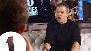 Download Matt Damon impersonates John Malkovich in Rounders Video