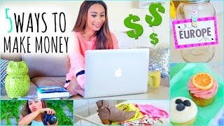 Download 5 Ways To Make Money This Summer! ☼ On The Internet Video