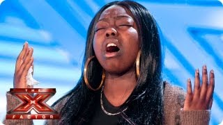 Download Hannah Barrett sings Read All About It by Emeli Sande - Room Auditions Week 1 - The X Factor 2013 Video