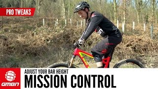 Download Adjust Your Bar Height | Mission Control Video