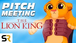 Download The Lion King Pitch Meeting Video