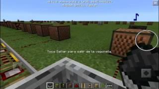 Download Minecraft PE 0.13.0 Build 3 REDSTONE MEJORADA - Cambios Video