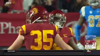 Download USC Football: USC 28, UCLA 23 - Highlights (11/18/17) Video