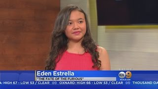 Download Actress Eden Estrella Dishes On 'The Fate Of The Furious' Video