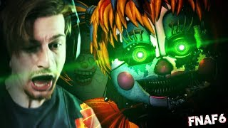 SPRINGTRAP?! WHAT THE FREAK HAPPENED  || Five Nights At Freddy's 6