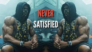 Download NEVER SATISFIED - Aesthetic Fitness Motivation Video