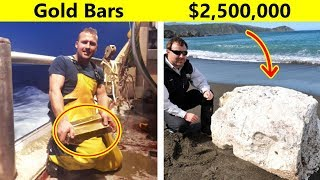 Download Lucky Fishermen Who Caught Things That Made Them Rich Video