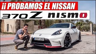Download ¡¡ PROBAMOS EL NISSAN 370Z NISMO !!   Supercars of Mike Video