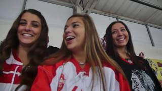 Download Collegiate Charities Presents Drop The Puck On Cancer Video