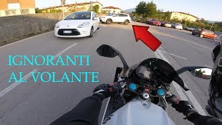 Download PRIMO GIORNO DI SCUOLA IN MOTO || SALUTO UN PROFESSORE! + IDIOTI AL VOLANTE... Video