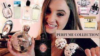 Download MY ENORMOUS (40+) HIGH END PERFUME COLLECTION! 2017   Does it last? Notes? Prices? Video