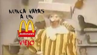 Download Nunca Vayas a Un McDonalds Viejo - Creepypasta Video