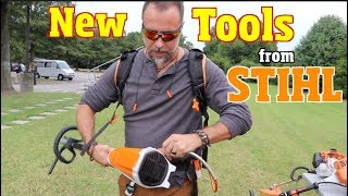 Download Stihls newest Tool's of 2019- blowers, chainsaws, weed eaters, & more Video