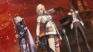 Download Final Fantasy Dissidia NT | Closed Beta | Lightning Gameplay #1 Video