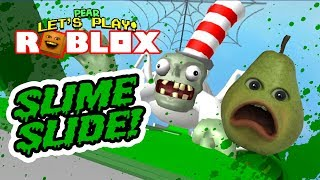 Download Dr. Zombie's Slime Slide! [PEAR Plays] Video