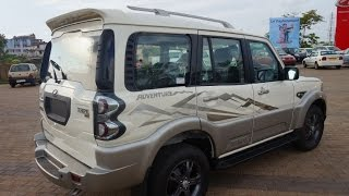 Download Mahindra Scorpio With Intelli Hybrid System 2017 TO 2018 With Full Specifications all new cars Video