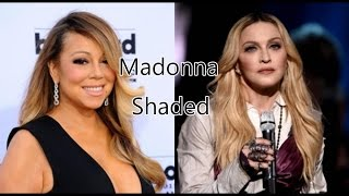 Download Singers SHADING Madonna Video